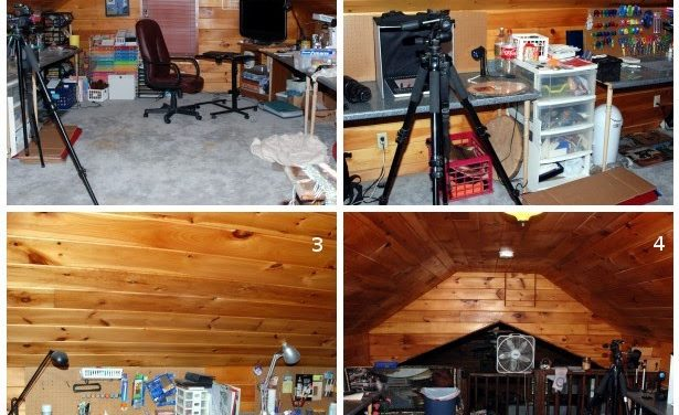 Craft Room Relocation Project