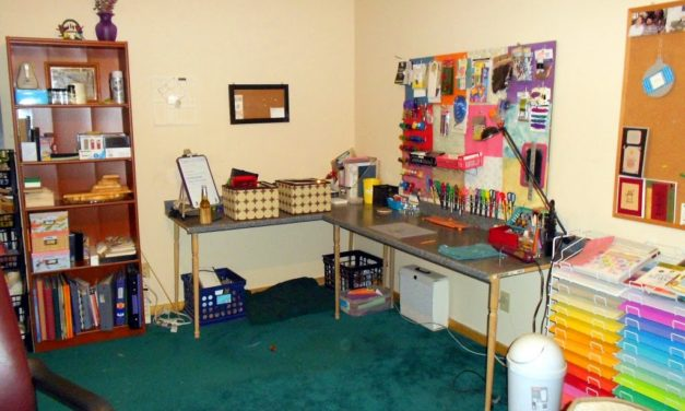 Craft Room Photos
