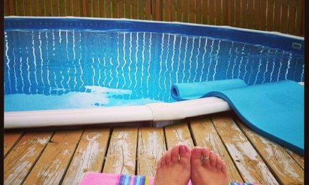It must be Saturday! #poolday