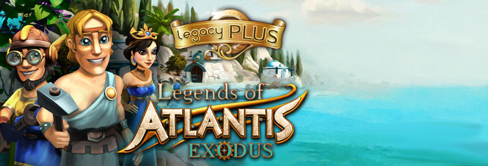 Legends of Atlantis: Exodus – 27/365
