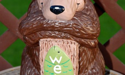 Welcome Bear – 23/365