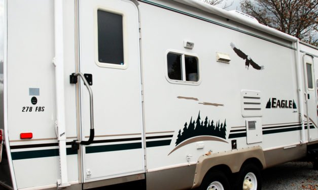 2004 Jayco Eagle Travel Trailer