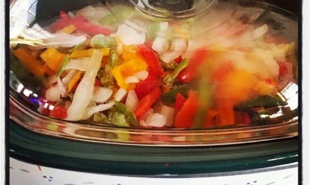Chicken Curry & Veggie Stir Fry