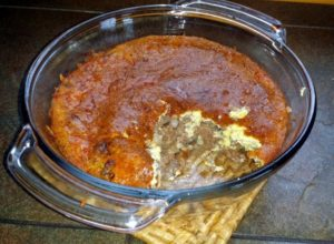 Low Carb White Castle Hamburger Casserole Recipe