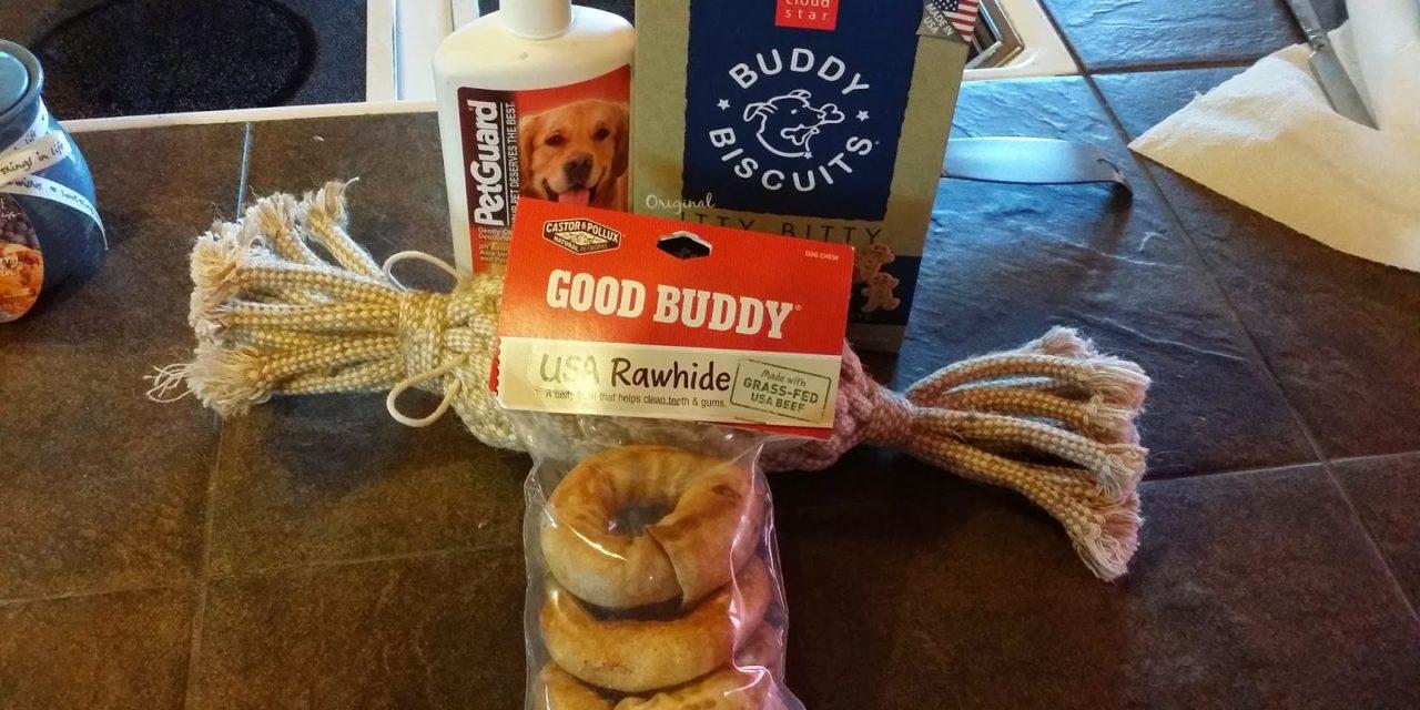 Dog Prize Pack