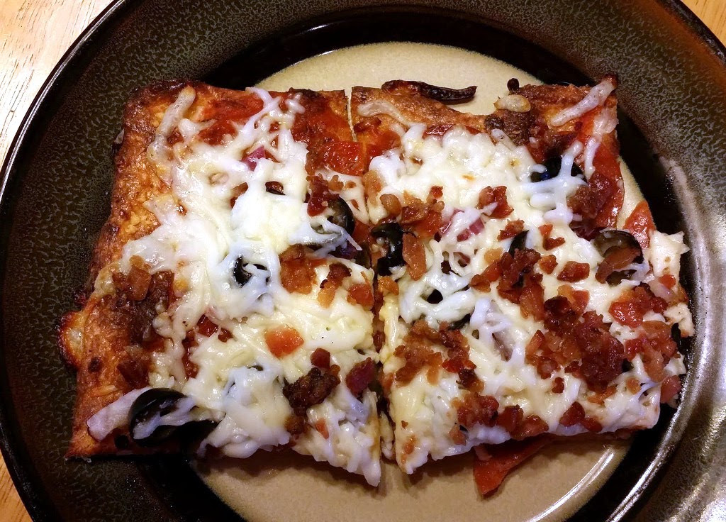 "Low-Carb ""Fat Head"" Pizza Crust"