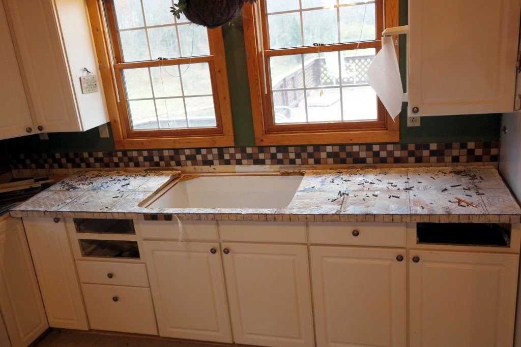 Installing Butcher Block Countertops Oak Butcher Block