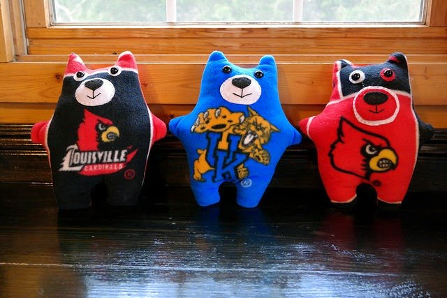 More Charity Bears