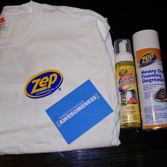 Zep Commercial Cleaner Prize Pack