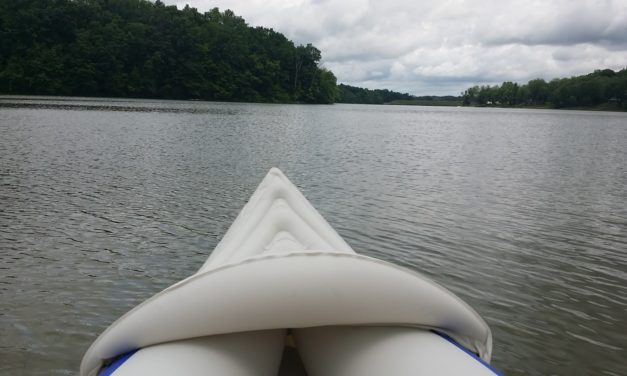 Maiden Kayak Voyage