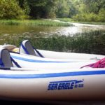 Kayaking Floyds Fork at The Parklands
