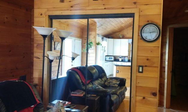 Pantry Door Updates