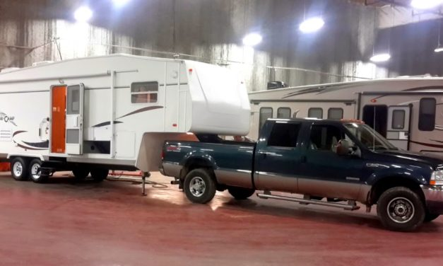 Our New Camping Rig