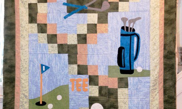 Gone Golfing Quilt