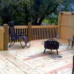 New Deck – Before and After