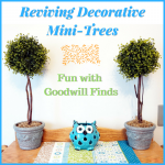 Revamped Decorative Trees