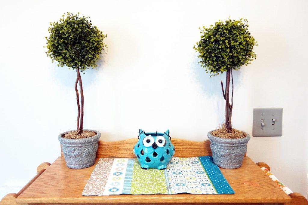 Decorative Mini Trees DIY