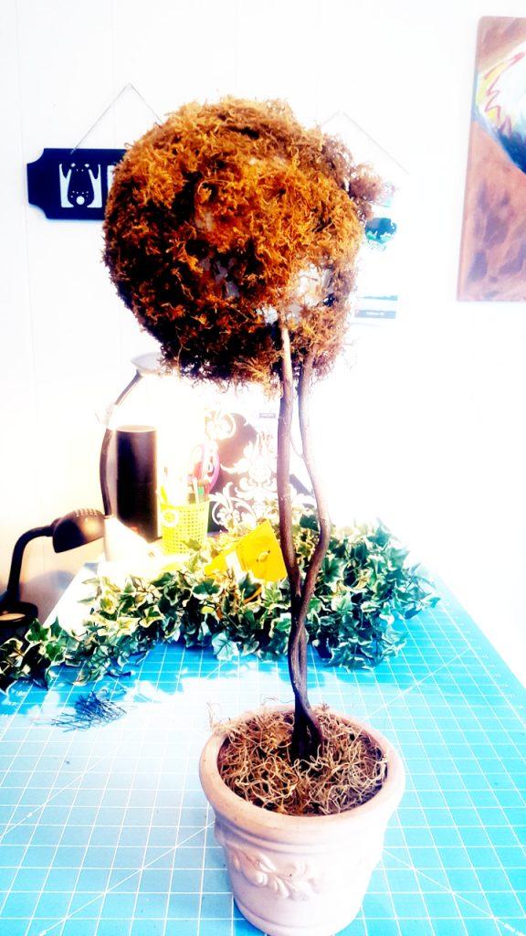 Revamped Decorative Trees