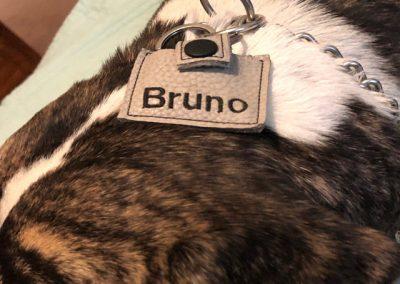 Dog tag silencer pouch