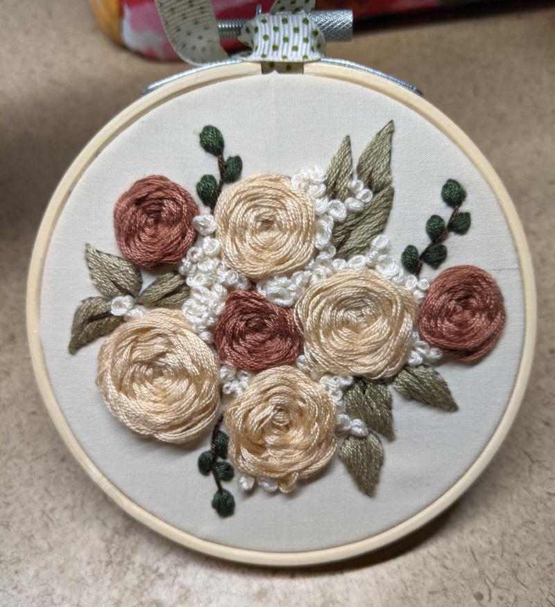 March Craft Challenge Winner